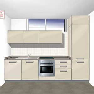 Appartamenti 2, 2.5 e 3.5 locali: le cucine