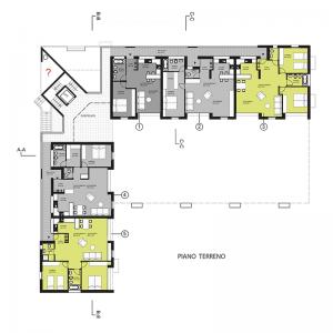 Appartamenti 3.5 locali in affitto a Stabio
