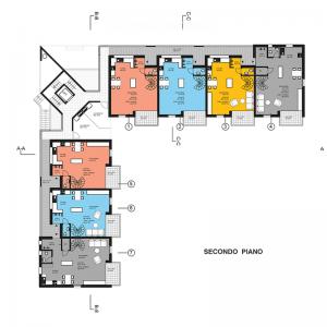 Appartamenti duplex 4.5 locali in affitto a Stabio